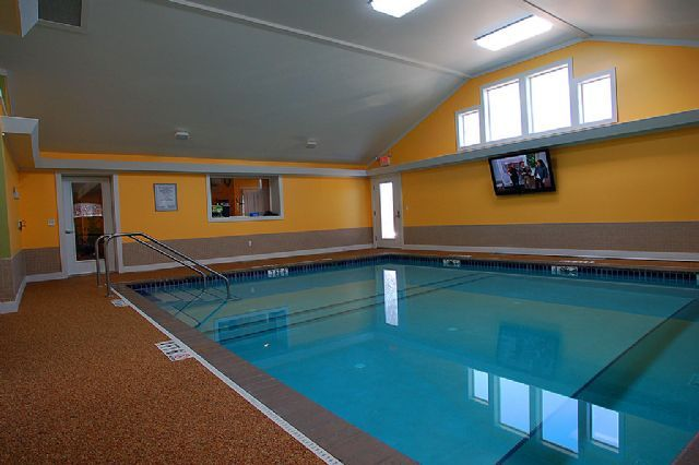 Ferrell-Whited Physical Therapy Rehabilitation Pool